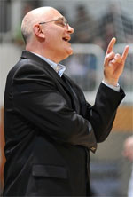 Jerzy Chudeusz basketball