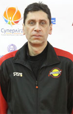 Vladimir Chursin basketball