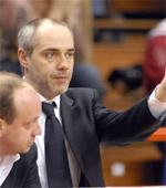 Luca Ciaboco basketball