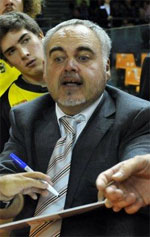 Franco Ciani basketball