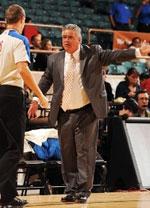 John Coffino basketball