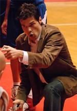 Borja Comenge basketball