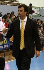 Juan Manuel Cordoba basketball