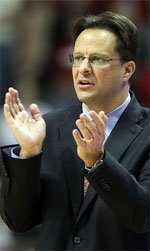Tom Crean basketball