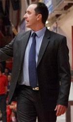 Ferenc Csirke basketball