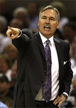 Mike D'Antoni basketball