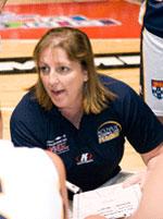 Karen Dalton basketball