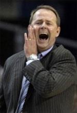 Kermit Davis basketball