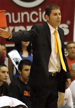 Ivan Deniz basketball
