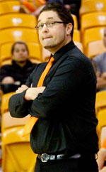 Richard Dickel basketball