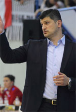 Vladimir Djokic basketball