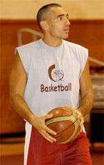 Miroslav Dobrican basketball