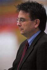Pascal Donati basketball