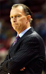 Joe Dooley basketball