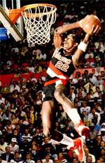Clyde Drexler basketball