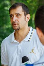 Dmitriy Dudarev basketball