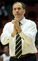 Pat Duquette basketball