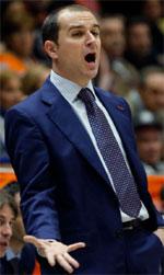 Carles Duran basketball