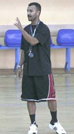 Theo Evans basketball