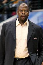 Patrick Ewing basketball