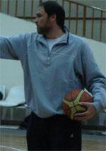Ahmad Fadel basketball
