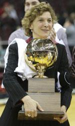 Maria Fantanarosa basketball