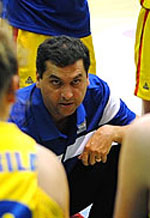 Dan Fleseriu basketball