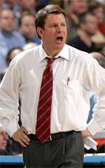 Tim Floyd basketball