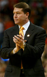 Travis Ford basketball