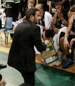 Carlos Frade basketball
