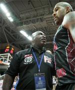 Kevin Franklin basketball