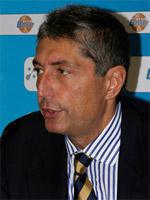 Fabrizio Frates basketball
