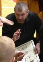 Lino Frattin basketball