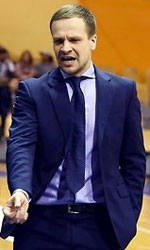 Janis Gailitis basketball