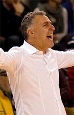 Massimo Galli basketball