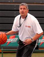 Gustavo Garcia basketball