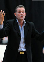 Nestor Garcia basketball