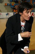 Valerie Garnier basketball