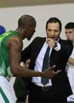 Linos Gavriel basketball