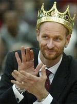 Torbjorn Gehrke basketball