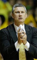 John Giannini basketball