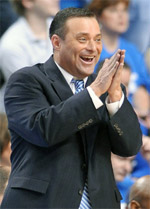Billy Gillispie basketball