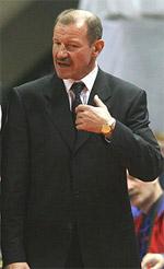Rimas Girskis basketball