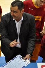 Dario Gjergja basketball