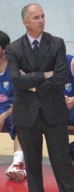 Zoran Glomazic basketball