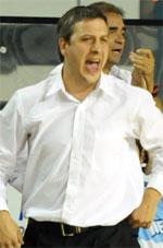 Sebastian Gonzalez basketball