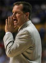 Mark Gottfried basketball