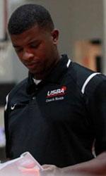 Keith Graves basketball