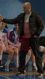 Zdenko Grbavcevic basketball