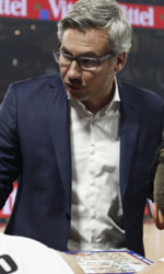Serge Crevecoeur basketball